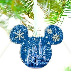 ✨ Cinderella Castle Disney Ornament Mickey Mouse